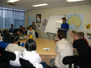 Teaching in Australia