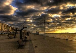 Santander - paseo pereda
