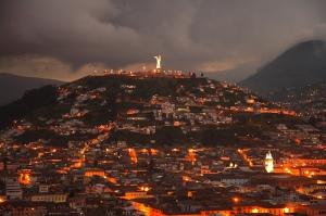 Reminds me of my stay with Mamamaria. Photo of Quito by Guiallame Lavaure