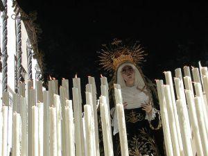 Semana santa virgin